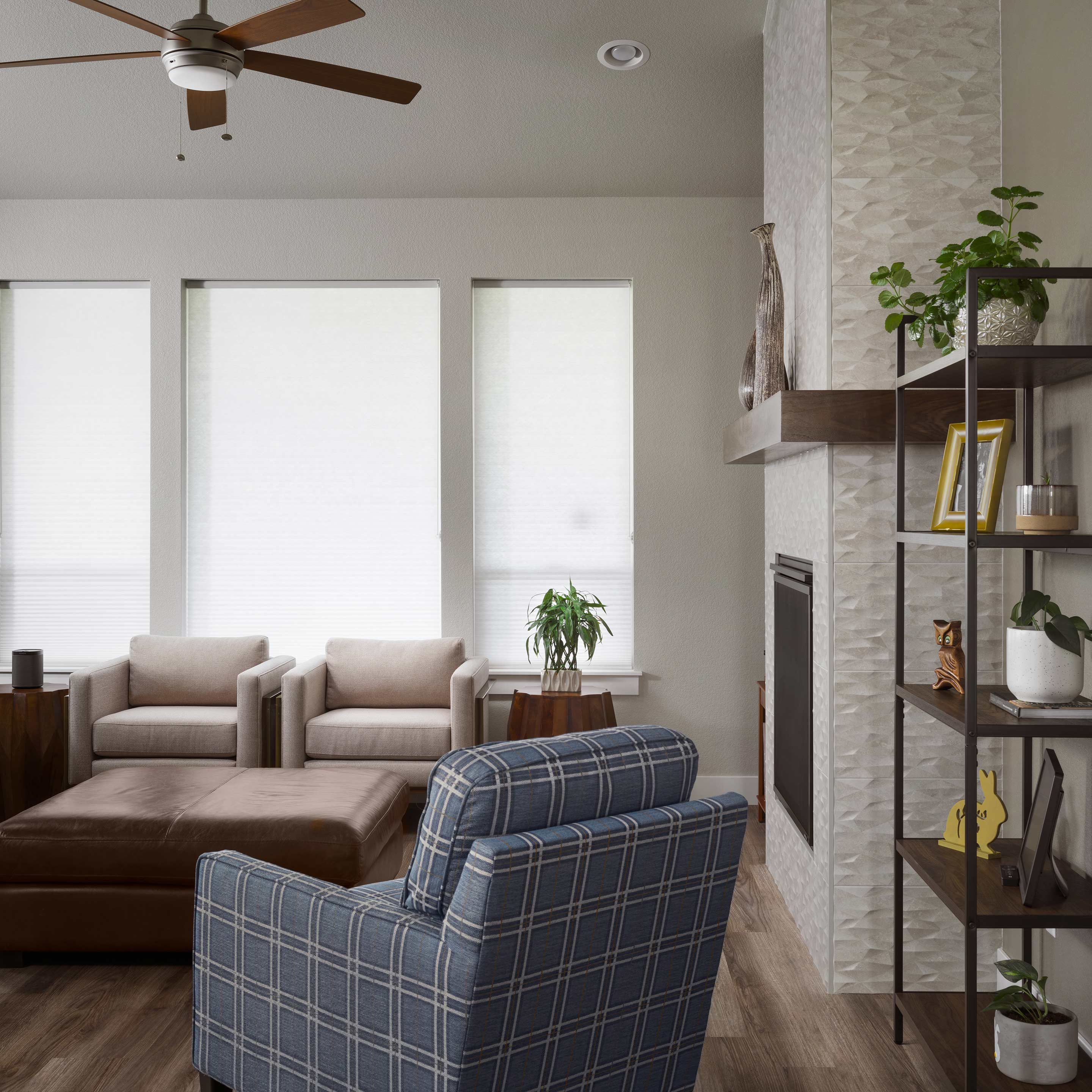 Interiors Photography • Great Room by Bluestone Homes