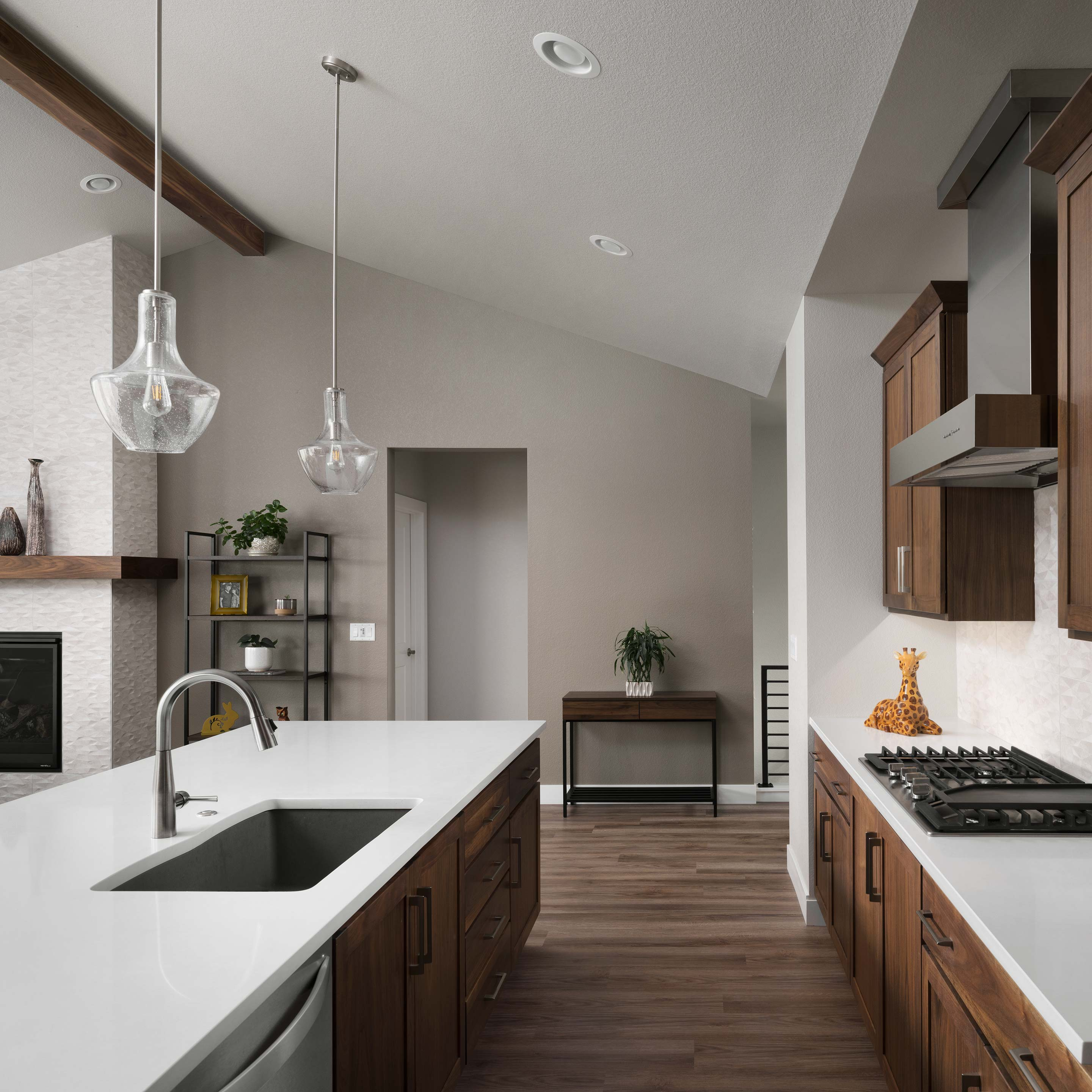 Interiors Photography • Kitchen by Bluestone Homes